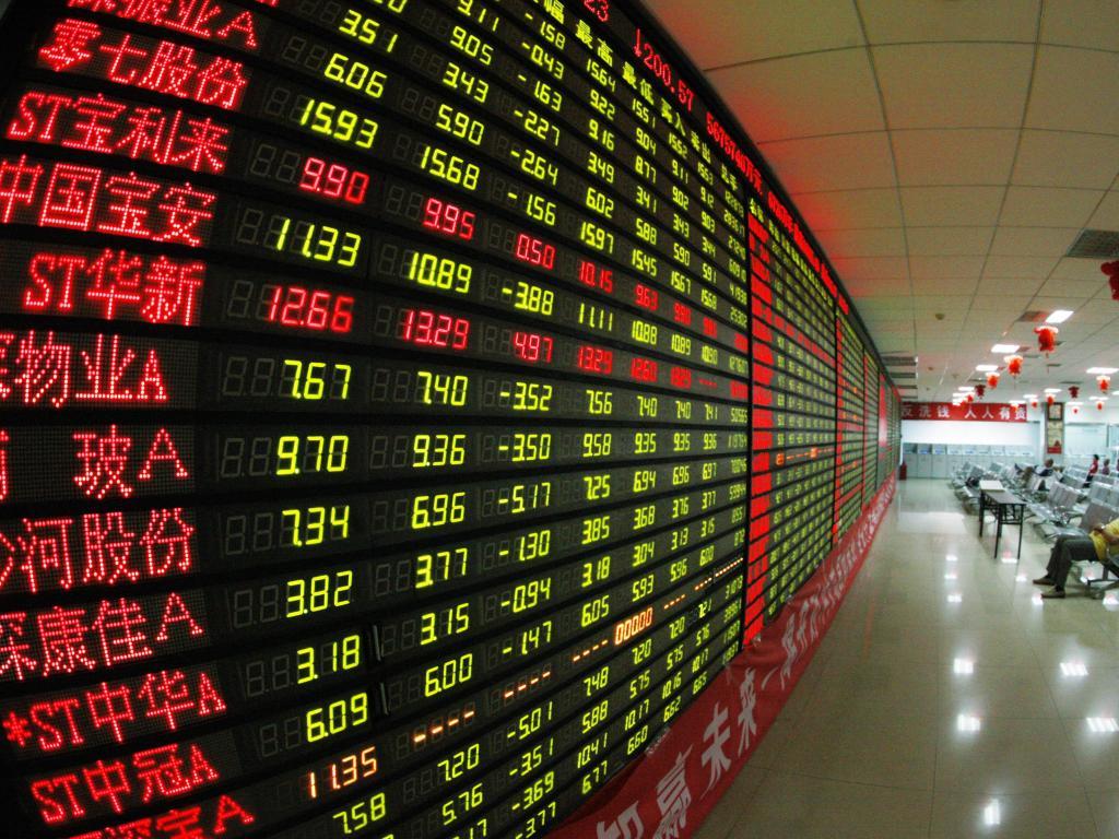 Capital Markets in China - Alex Edmans